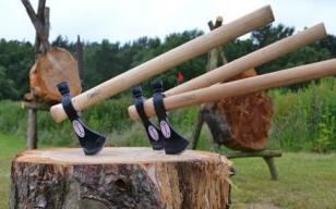 Knife and Axe Throwing
