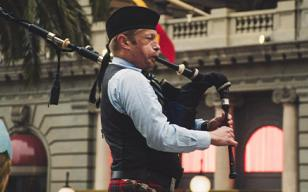 Bagpipes Experience