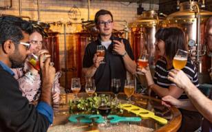 Beer Masterclass & Meal