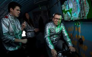 Sci-Fi Escape Room