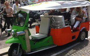 Tuk Tuk City Tour