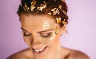 Sparkle Party Makeover