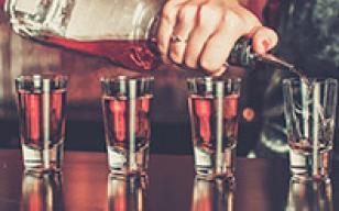 Cocktail Shot Making