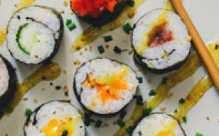 Sushi Making Class