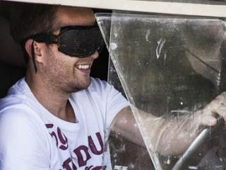 Blindfold Driving