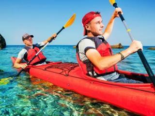 Sea Kayaking, Snorkeling & Cliff Jumping