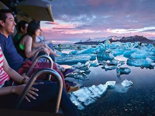 Virtual Iceland Flyover