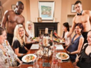 Naked Chef: Debut - 3 Course Meal