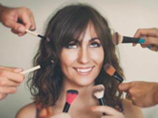 Makeover Photoshoot
