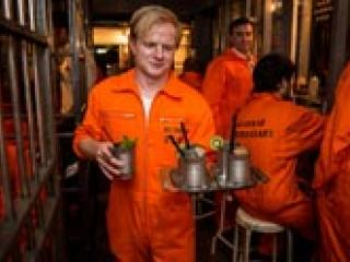 Alcotraz Prison Cocktail Experience