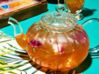 Cuban Afternoon Tea
