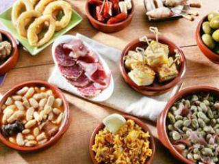 Tapas Lunch