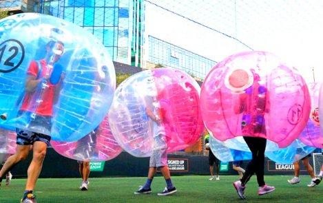 Bubbles 'n' Babes