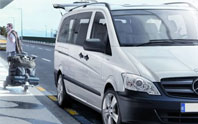 airport transfers - return image