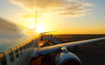 flight - return image